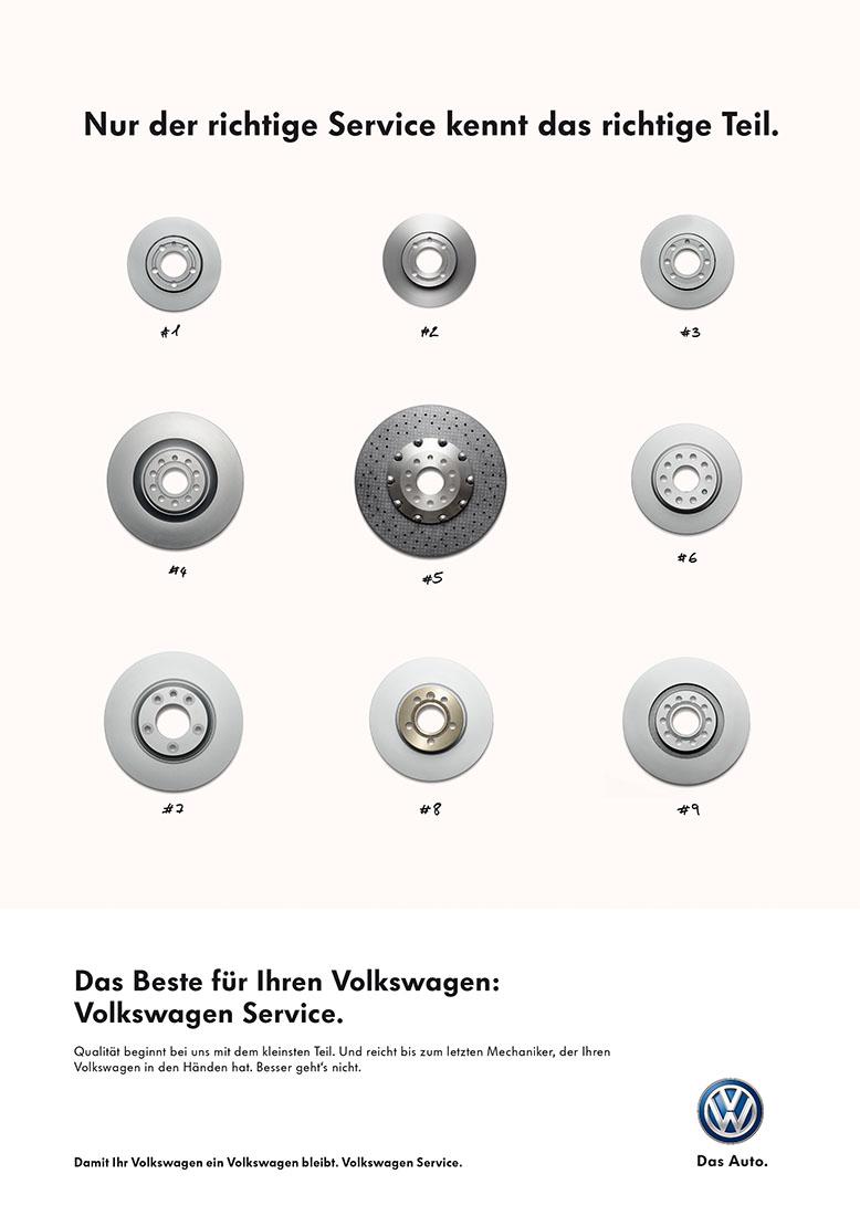 VW-BREMSSCHEIBEN RGB