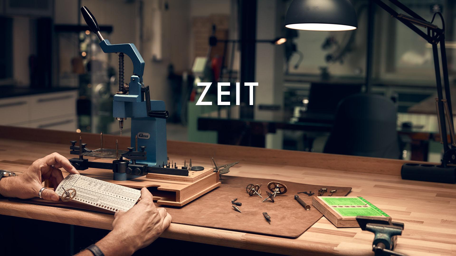 Bernd Westphal Stahlzeiten Zeit TXT